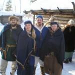 Vēsturiski pareizāk  ģērbtā komanda