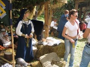Festivāls Apuole 854 Lietuvā 25.–26.augusts