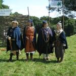 11 gadsimta tērpi   11th century costumes