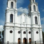 Ludzas Romas  katoļu baznīca