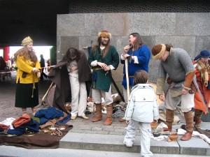 Maija grāfa svētki Rīgā 12.maijs