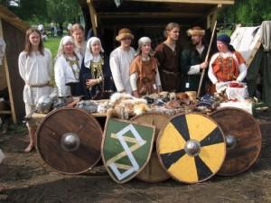 V Baltijas Viduslaiku festivāls 11.–12.jūnijs, Valmiera