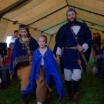11th century lethgallians at costume show