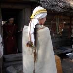 Demonstrationg headdress