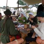 Scabbard making workshop
