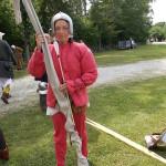 English longbowwoman