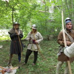 Archers getting ready