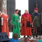 14. gadsimta angļu tērpi 14th century English costumes