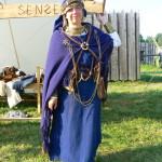 Zemgaliete Semigallian lady